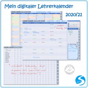 Mein digitaler Lehrerkalender 2020/21
